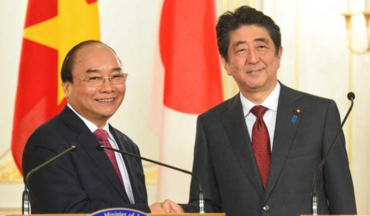 """El """"negoción"""" detrás de los nexos comerciales Vietnam Japón - El """"negoción"""" detrás de los  nexos comerciales Vietnam-Japón"""
