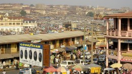 Ghana se frota las manos con multimillonario contrato chino - Ghana se frota las manos con multimillonario contrato chino