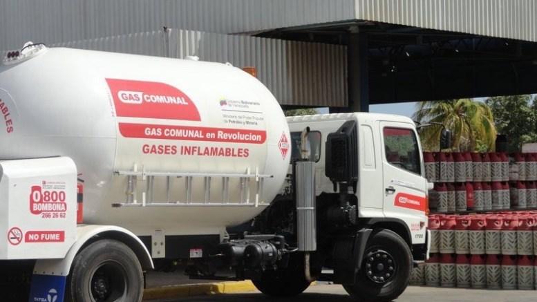 Guárico distribuirá gas a través de los CLAP - Guárico distribuirá gas a través de los CLAP