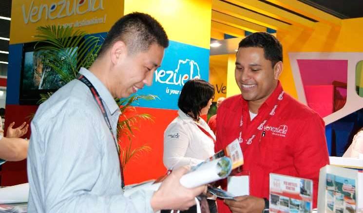 Venezuela exhibió potencial turístico en Beijing - Venezuela exhibió potencial turístico en Beijing