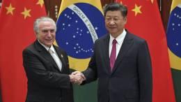 """Las""""villas y castillas"""" que ofrece Brasil en China - Las """"villas y castillas"""" que ofrece Brasil  en China"""