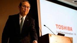 Las malas finanzas hunden a Toshiba - Las malas finanzas hunden a Toshiba