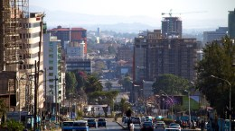 Por falta de inversión crece la hambruna en Etiopía - Por falta de inversión crece la hambruna en Etiopía