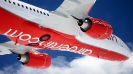 Quiebra la segunda mayor aerolínea de Alemania - Quiebra la segunda mayor aerolínea de Alemania