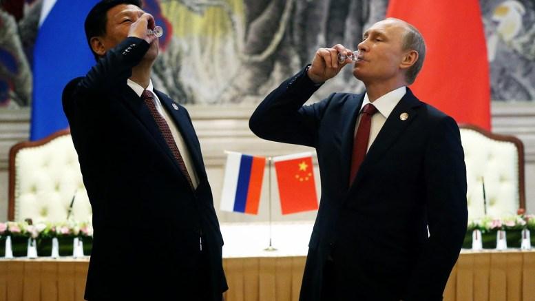 Rusia objeto del deseo de China - Rusia ¿objeto del deseo? de China