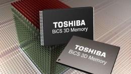 La super ganancia de Toshiba por la venta de memorias - La super ganancia de Toshiba por la venta de memorias