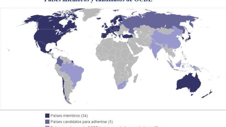 La verdad detrás del crecimiento en países de la OCDE - La verdad detrás del crecimiento en países de la OCDE