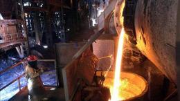 Sidor produce 3.500 toneladas de acero líquido diariamente - Sidor produce 3.500 toneladas de acero líquido diariamente