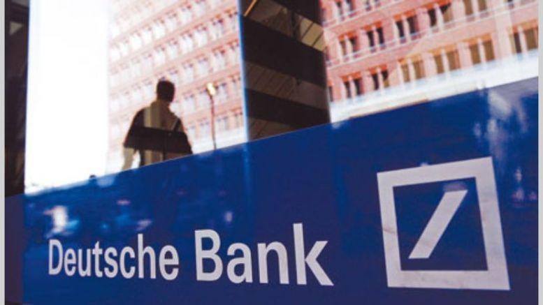 Dicom gestiona con Deutsche Bank liquidación de 15º subasta - Dicom gestiona con Deutsche Bank liquidación de 15º subasta