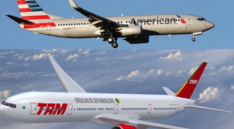 La inédita inversión que hará Latam y American Airlines en Brasil - La inédita inversión que hará Latam y American Airlines en Brasil