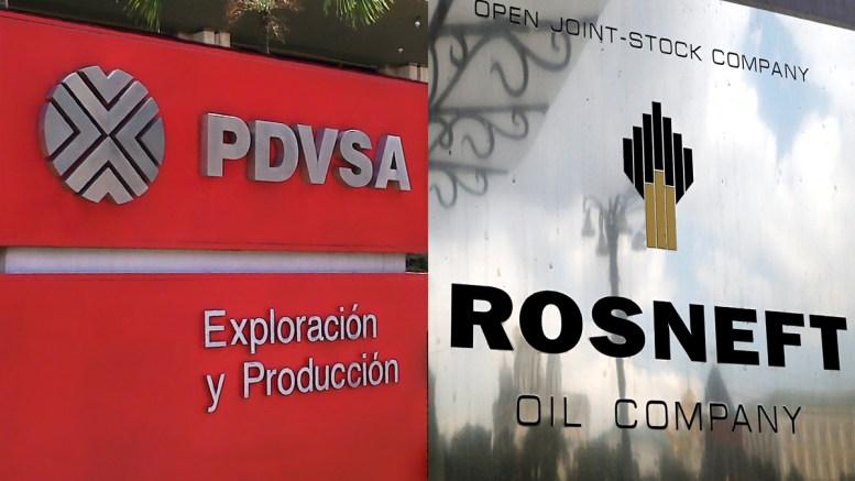 Pdvsa cambiará garantías de Citgo a través de Rosneft - Pdvsa cambiará garantías de Citgo a través de Rosneft