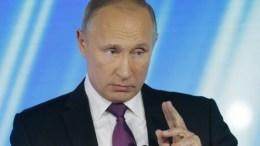 Putin se bajará su sueldo para 2018 - Putin se bajará su sueldo para 2018