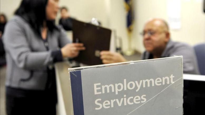 Se desploma demanda de subsidios por desempleo en EEUU - Se desploma demanda de subsidios por desempleo en EEUU