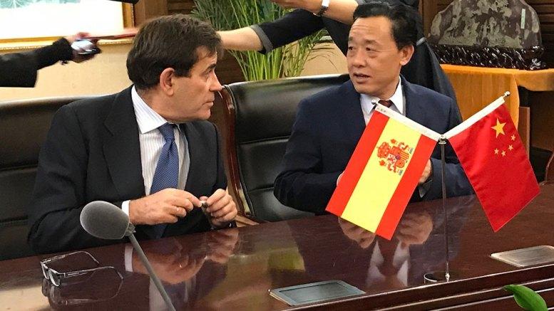 """La """"dulce"""" verdad detrás del protocolo de exportación de España y China - La """"dulce"""" verdad detrás del protocolo de exportación de España y China"""