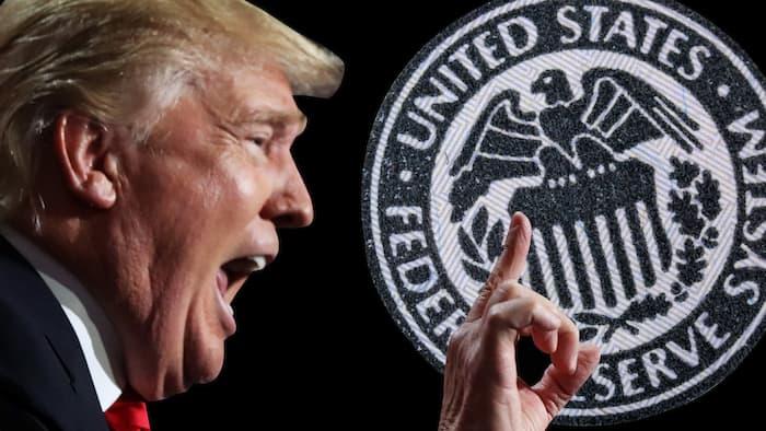 Lo que hará la FED mientras Trump deshoja la margarita sobre su líder - Lo que hará la FED mientras Trump deshoja la margarita sobre su líder