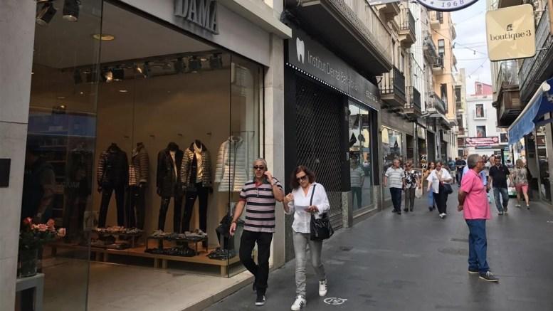 Sin visos de mejora el comercio minorista español - Sin visos de mejora el comercio minorista español