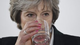 Una lapidaria May asegura que tras el brexit no volverán al intervencionismo - Una lapidaria May asegura que tras el brexit no volverán al intervencionismo