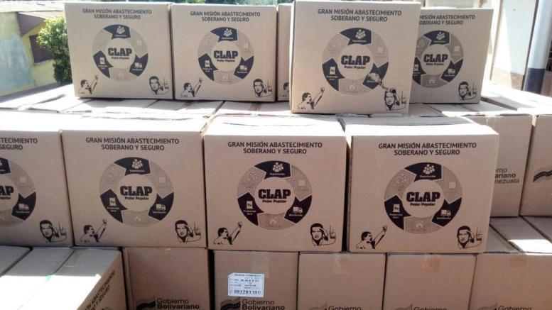 Justicia popular Recuperados más de 40 mil kg de alimentos robados a CLAP - ¡Justicia popular! Recuperados más de 40 mil kg de alimentos robados a CLAP