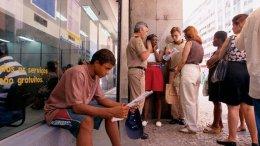 122 de los brasileños están desempleados - 12,2% de los brasileños están desempleados
