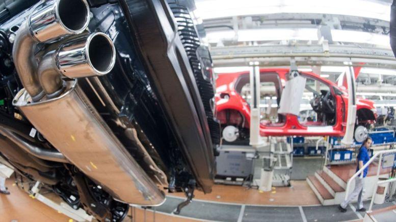 Que locos Mira el posible delito que cometió la Industria automovilística alemana - ¡Que locos! Mira el posible delito que cometió la Industria automovilística alemana