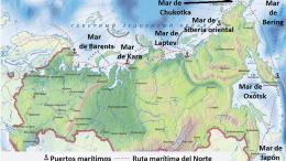 Así es como Rusia pretende asegurar la Ruta Marítima del Norte - Así es como Rusia pretende asegurar la Ruta Marítima del Norte