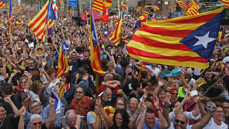 Crisis catalana desangra al turismo - Crisis catalana desangra al turismo