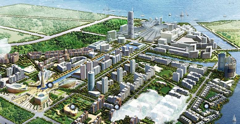 Estos son los ambiciosos proyectos que China tiene bajo la manga - Estos son los ambiciosos proyectos que China tiene bajo la manga