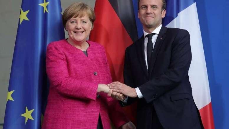 Francia y Alemania cerca de concretar un presupuesto europeo común - Francia y Alemania cerca de concretar un presupuesto europeo común