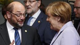 Preacuerdo de Schulz y Merkel cobra fuerza y depara una mejor Alemania - Preacuerdo de Schulz y Merkel cobra fuerza y depara una mejor Alemania