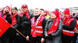Al fin Alemania pactó una subida salarial - ¡Al fin! Alemania pactó una subida salarial