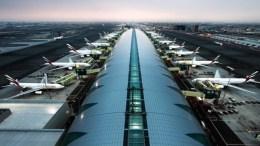 Aeropuerto de Dubái rey mundial en pasajeros internacionales - Aeropuerto de Dubái: rey mundial en pasajeros internacionales