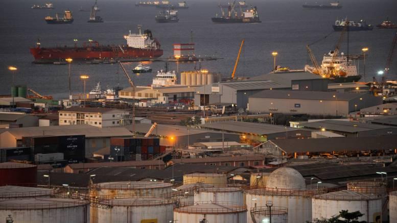 Esto fue lo que se embolsilló Angola por ingresos petroleros - Esto fue lo que se embolsilló Angola por ingresos petroleros