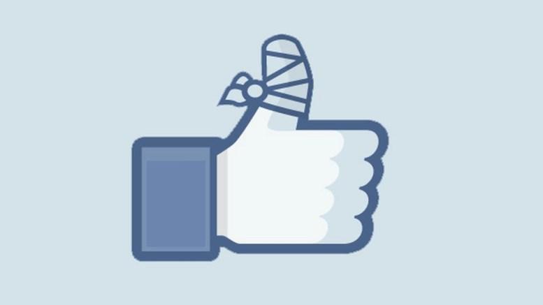 Facebook continúa en caída libre - Facebook continúa en caída libre