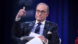 Larry Kudlow sustituye a Cohn como asesor económico de Trump - Larry Kudlow sustituye a Cohn como asesor económico de Trump