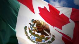 México y Canadá están listos para continuar sin EEUU - México y Canadá están listos para continuar sin EEUU