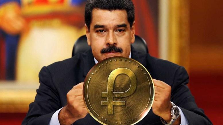 """Maduro """"Tenemos más de 5 mil millones de dólares en las manos en apenas un mes de la preventa del Petro el cual es parte del camino de las soluciones económicas de aquí y hasta el futuro"""" - Maduro: """"Tenemos más de 5 mil millones de dólares en las manos, en apenas un mes de la preventa del Petro, el cual es parte del camino de las soluciones económicas de aquí y hasta el futuro"""""""