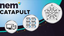 NEM anunció lanzamiento de Catapult la nueva actualización para su Blockchain - NEM anunció lanzamiento de Catapult, la nueva actualización para su Blockchain