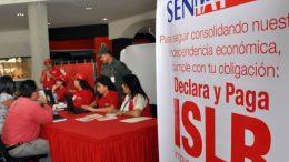 Seniat extendió hasta el 31 de mayo declaración y pago del ISRL - Seniat extendió hasta el 31 de mayo declaración y pago del ISRL