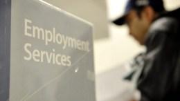 Creación de empleo EEUU disminuyó en seis meses salarios al alza - Creación de empleo EEUU disminuyó en seis meses, salarios al alza