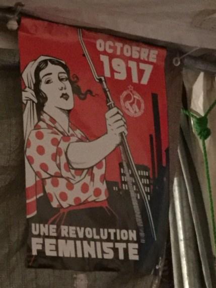 Nostalgie d'une révolution.