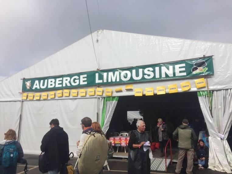 Le Limousin dignement représenté.
