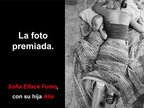Discurso provocador del fotógrafo Gervasio Sánchez al recoger el premio
