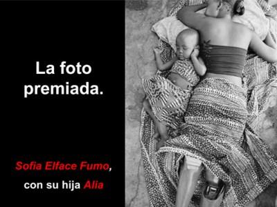 Foto de Gervasio Sánchez premiada