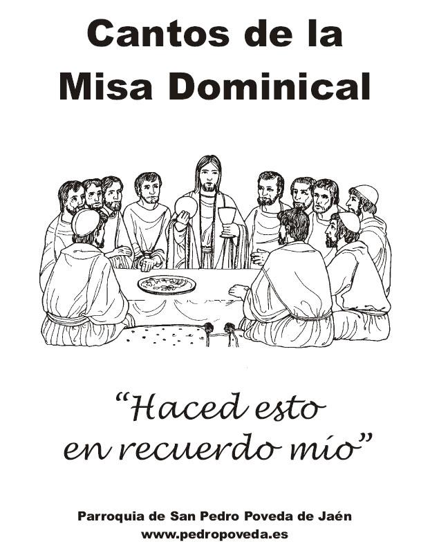 Cantoral de la Misa Dominical