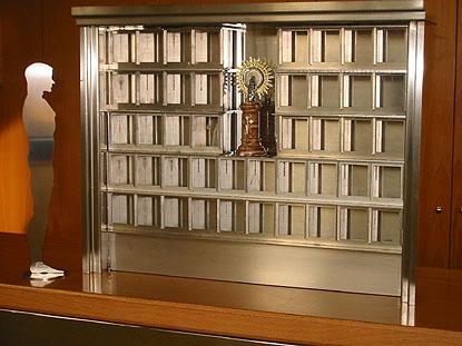 Columbario de la Parroquia de San Pedro Poveda