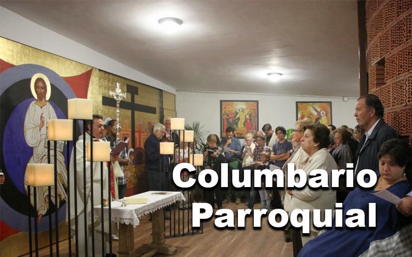 Visita del Columbario Parroquial