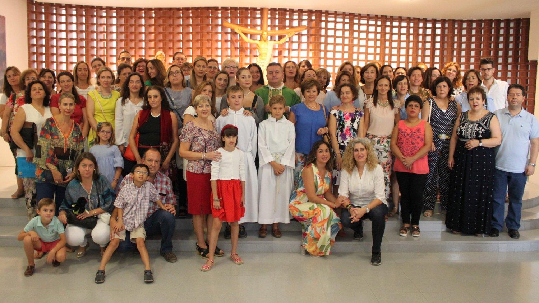 Misa de bendición y envío de catequistas