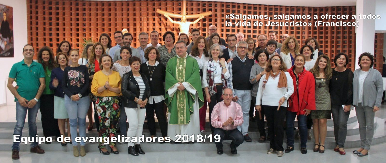 Envío de evangelizadores 2018
