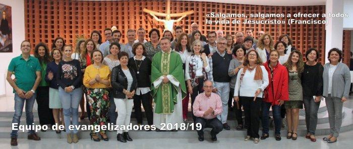 Envio Evangelizadores 2018