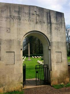 Harefield Village Churchyard Australian Military Cemetery